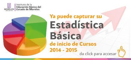 Estadística Básica del Sistema Educativo Nacional